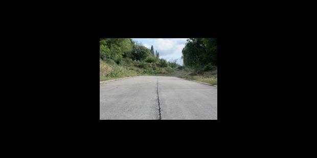 La route qui ne mène nulle part - La Libre