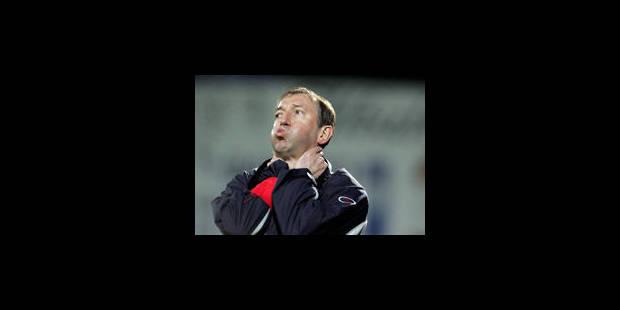 Van der Elst, nouvel entraîneur de Saint-Trond - La Libre