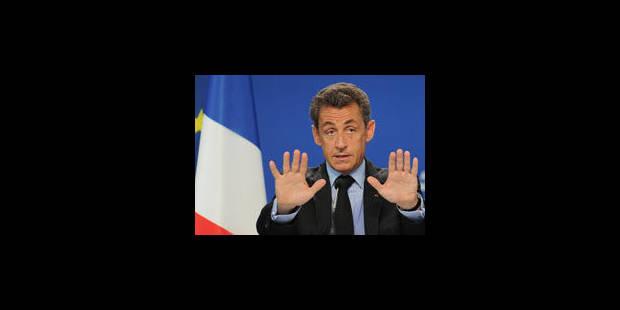 Sarkozy réunit 60 pays au chevet de la transition en Libye - La Libre