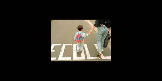 Chaque parent flamand a trouvé une place d'école pour son enfant - La Libre