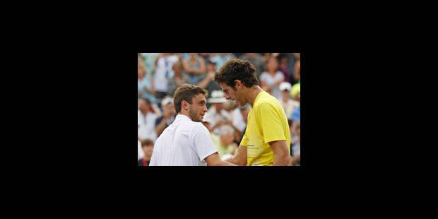 US Open : Simon se paie le scalp de Del Potro et rejoint Murray et Nadal en 8e - La Libre