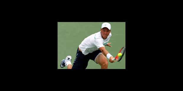 US Open : Tomas Berdych forfait et Schiavone en 8e de finale - La Libre