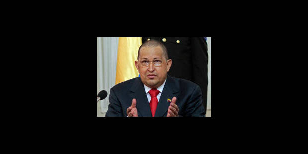 Pour Chavez, Kadhafi est très loin de partir de Libye - La Libre