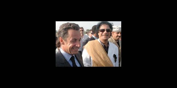Les comptes de Sarkozy - La Libre