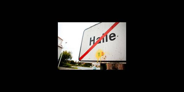 Sur la frontière belgo-belge - La Libre