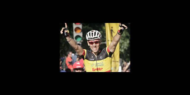 Philippe Gilbert remporte le GP de Wallonie - La Libre