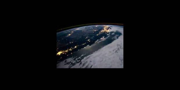 Le tour de la Terre en 60 secondes - La Libre