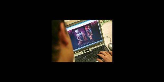 """Une étude se penche sur les """"groomers"""", les abuseurs sexuels qui passent par internet - La Libre"""