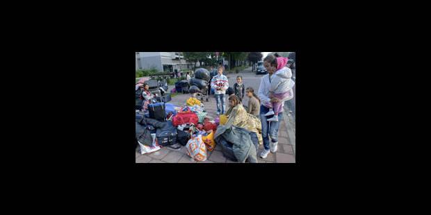 """Expulsion des Roms: """"Une atteinte à la dignité humaine !"""" - La Libre"""