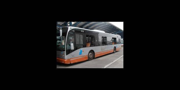 Collision de deux bus de la STIB - La Libre