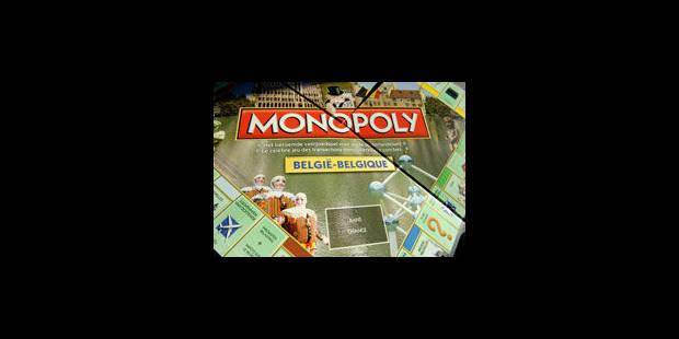 Nouveau Monopoly belge: Anvers devant Bruxelles - La Libre