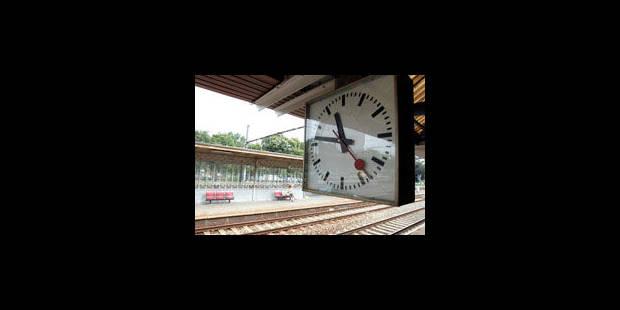 Un mur s'effondre en gare de Jette: un mort et des blessés graves - La Libre