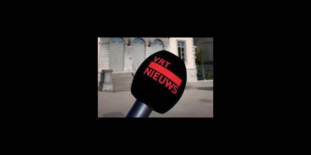 """La VRT n'utilise plus l'appellation """"Federatie Wallonië-Brussel"""" - La Libre"""