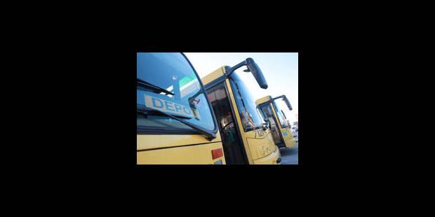 Les bus carolos roulent normalement ce mardi matin - La Libre
