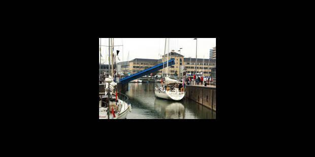 La police paie 530.000 euros par an pour surveiller le port d'Ostende - La Libre