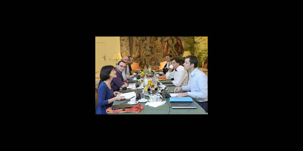 Formateur: nouvelle réunion sur le budget - La Libre