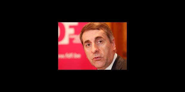 Les FDF reconnus dans le seul parlement francophone bruxellois - La Libre