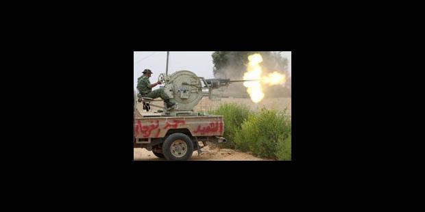 """Situation """"sous contrôle"""" après des combats entre pro et anti-Kadhafi en Libye - La Libre"""