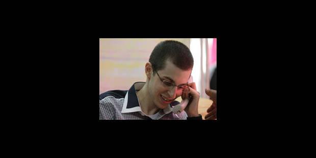 Shalit libéré en échange de centaines de Palestiniens - La Libre
