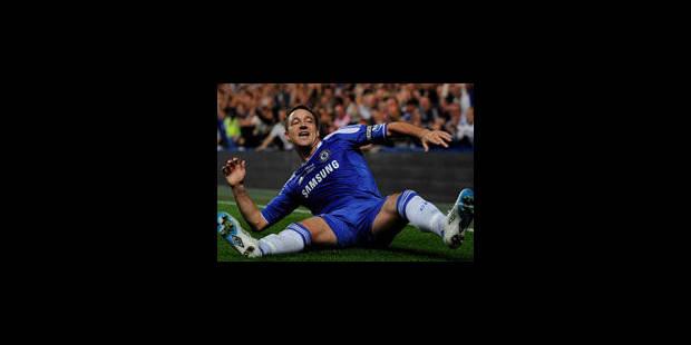 Genk prend la manita 5-0 des oeuvres de Chelsea - La Libre