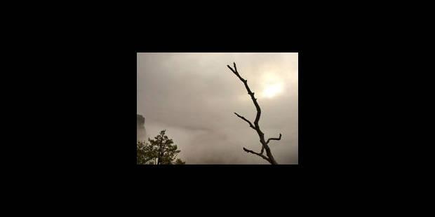 Le mercure ne dépassera pas 14 degrés - La Libre