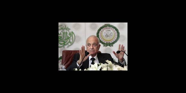 Syrie: la Ligue arabe veut un retrait des chars, un dialogue au Caire - La Libre