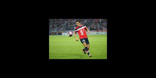 Eden Hazard évoque un départ de Lille en fin de saison - La Libre