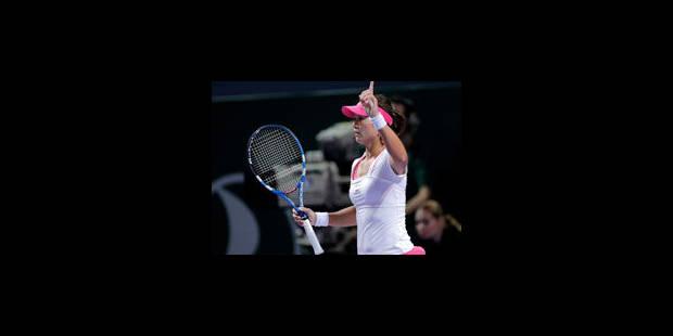 L'Australienne Samantha Stosur en demi-finales du Masters d'Istanbul - La Libre