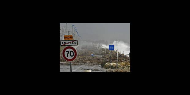Inondations en France: en voie d'amélioration - La Libre