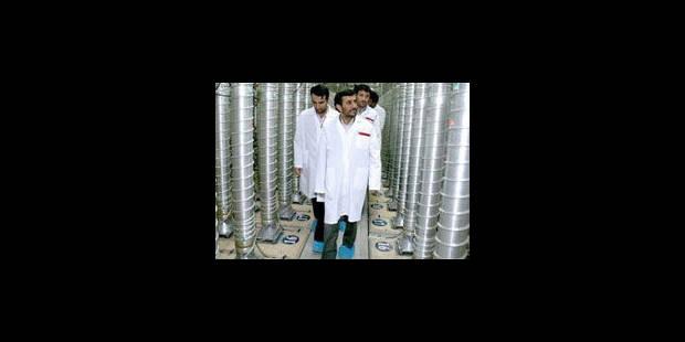 L'Iran poursuivra son programme nucléaire malgré les accusations de l'AIEA - La Libre