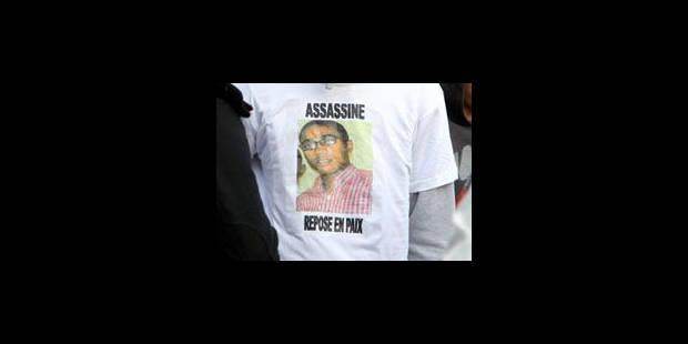Appel au calme des parents de Jordy Kasavubu - La Libre