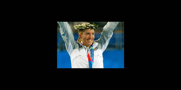 Une médaille d'or belge à Londres vaudra 50.000 euros - La Libre