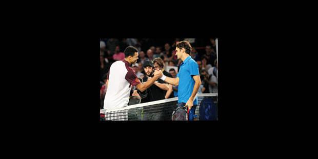 Federer au Masters: Comme on se retrouve ... - La Libre