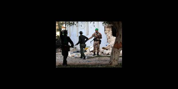 Libye: protection militaire autour de l'ambassade de Belgique - La Libre