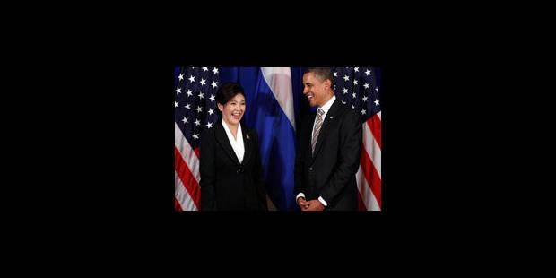 Obama de retour à Washington après avoir ancré les USA en Asie-Pacifique - La Libre