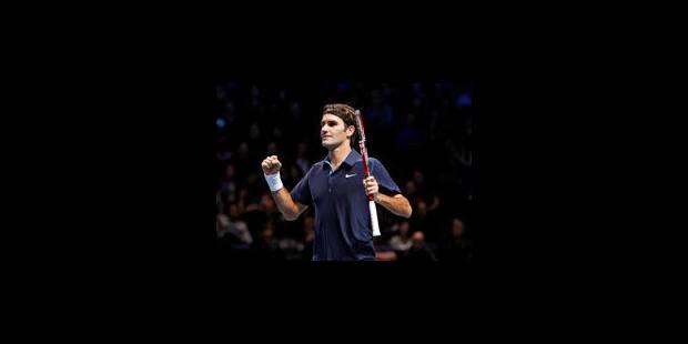 Federer - Tsonga en finale du Masters - La Libre