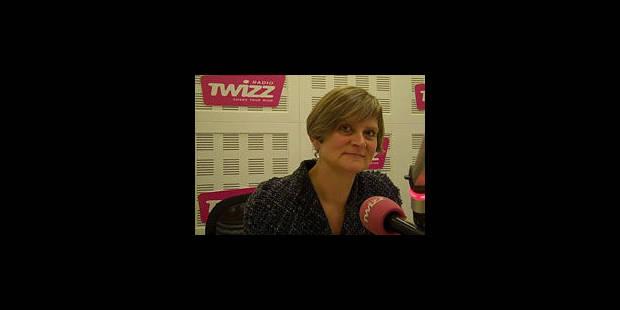"""Sabine Laruelle: """"Pas d'ajustement budgétaire avant mars 2012"""" - La Libre"""