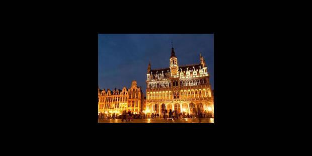 Fausse alerte sur la Grand Place de Bruxelles - La Libre