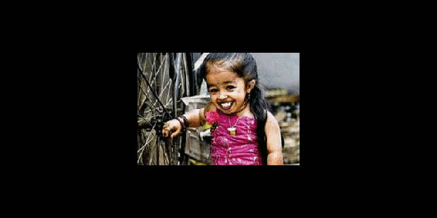 La plus petite femme au monde mesure 62,8 cm - La Libre