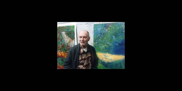 La leçon de peinture de Per Kirkeby - La Libre