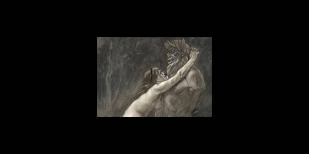 Rops, Rodin et le corps des femmes - La Libre