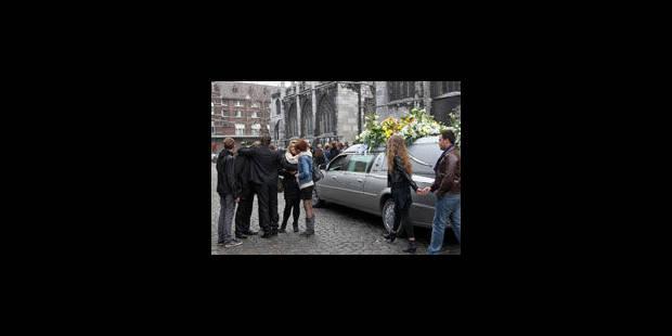 Funérailles de deux victimes de Nordine Amrani - La Libre