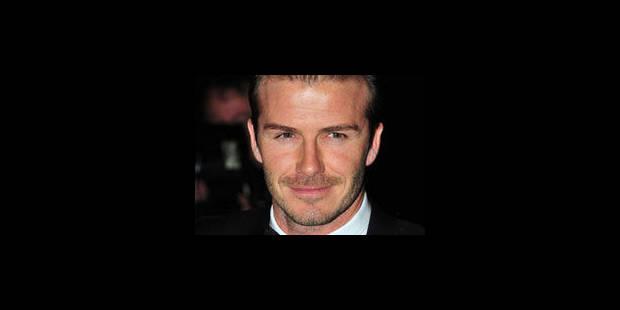 David Beckham, 3e plus gros salaire de France ? - La Libre