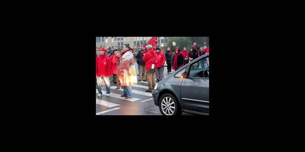 Grève nationale : la Belgique paralysée - La Libre