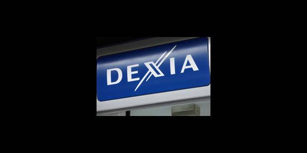 Dexia Banque Belgique n'ira pas en appel contre la décision des autorités flamandes - La Libre