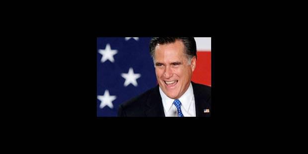 Portrait: Mitt Romney, un républicain qui devra convaincre à droite - La Libre