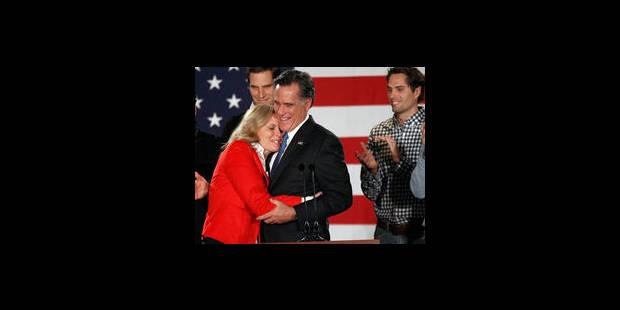 Romney remporte de justesse le vote dans l'Iowa - La Libre