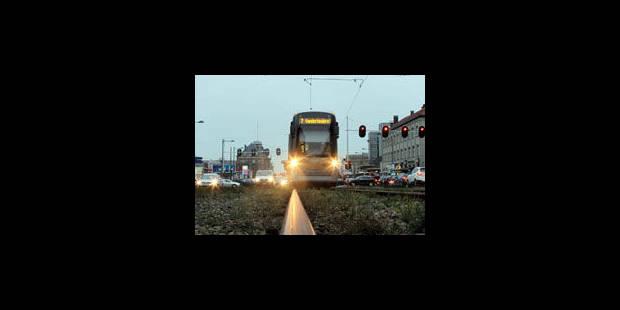 Les trams circulent à nouveau normalement à Bruxelles - La Libre