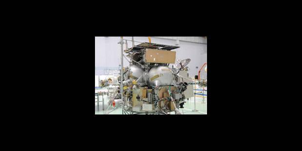 La fin sans gloire de Phobos-Grunt - La Libre