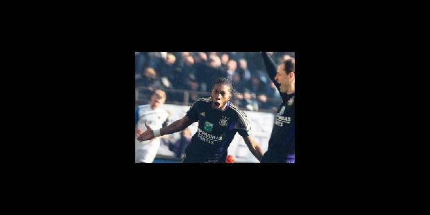 Anderlecht s'impose face à Bruges (3-0) - La Libre